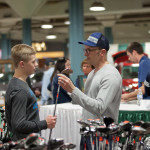 Young golfers just entering the sport are an important part of the Northern Indiana Golf Show every year.